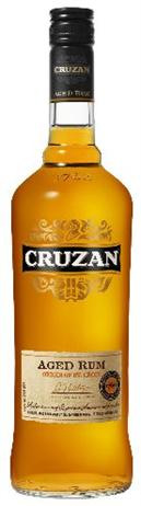 Cruzan Rum Gold 80@ Virgin Islands